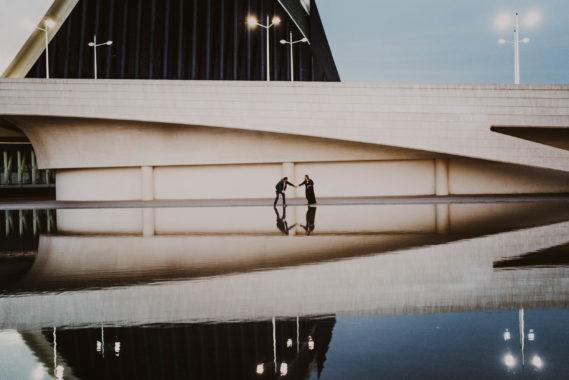 Valencia  |  Sandra & Jose Enrique  |  Engagement Session