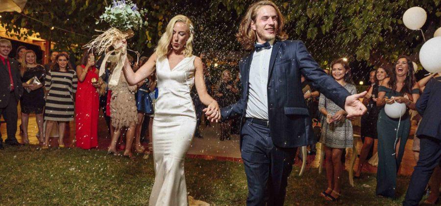 From California | Laura + Jay | Handmade Wedding