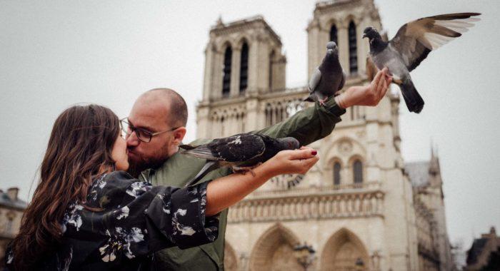 Paris | Marlen + Abraham | Preboda destino
